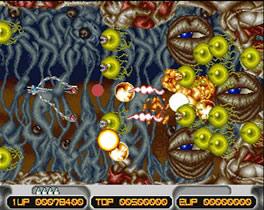 Image Fight & X-Multiply (Multi - 98)