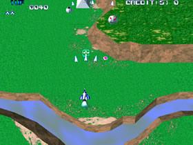 Xevious 3D/G+ (PS1 - 97)