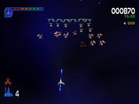 Galaga : Destination Earth (PS1 - 00)