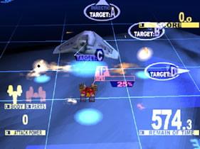Starfighter Sanvein (PS1 - 00)