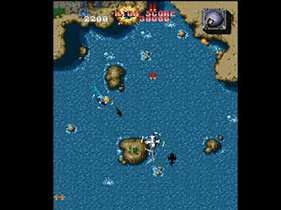 Toaplan Shooting Battle (PS1 - 96)