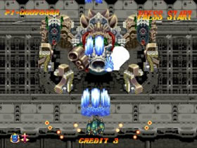 Two-Tenkaku (PS1 - 95)