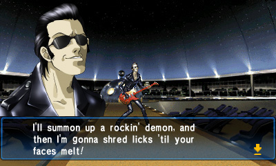 Soul Hackers (3DS)