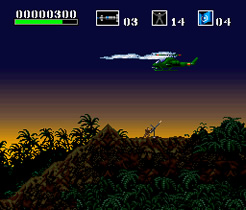 Choplifter III (SNES - 94)