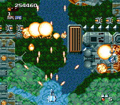 Super Aleste (SNES - 92)