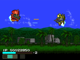 Gundam Sakusen 2 (SNES - 93)