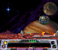 Super Dropzone (SNES - 95)