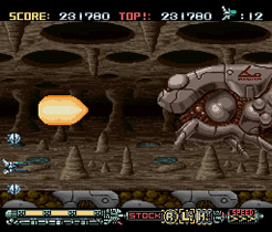 Phalanx (SNES - 92)