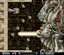 Super R-Type (SNES - 91)