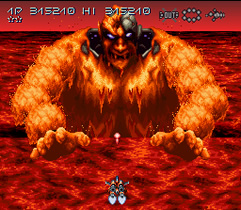 Axelay (SNES - 92)