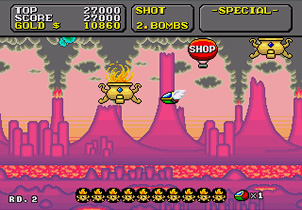 Super Fantasy Zone (MD - 92)