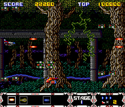 Thunder Spirits (SNES - 91)