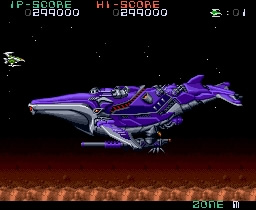 Darius Force (SNES - 93)