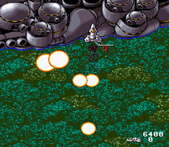 Acrobat Mission (SNES - 92)