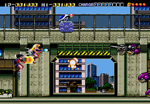 Battle Mania (MD - 91)