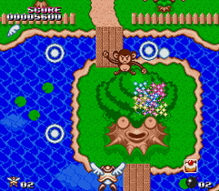 Flying Hero (SNES - 92)