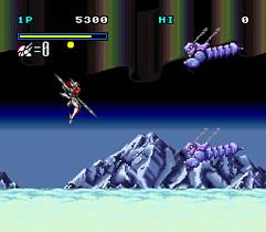 Tekkaman Blade (SNES - 93)