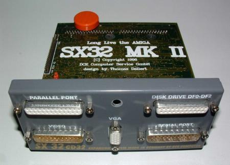 DCE SX-32