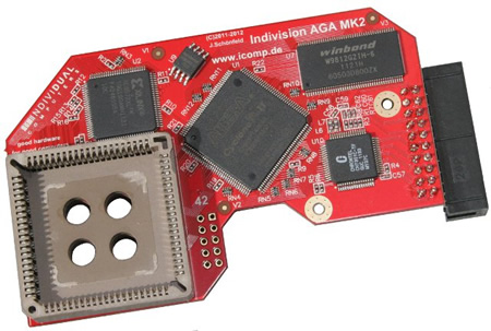 Indivision AGA MK2 4000