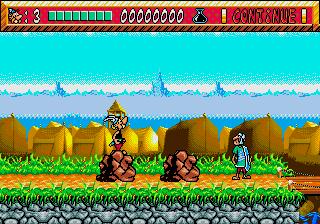 Asterix et le Pouvoir des Dieux 2