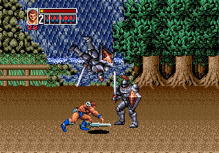Golden Axe III 1