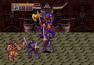Golden Axe III 2