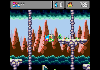 Monster World IV 2
