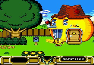 Pac-Man 2: The New Adventures 1
