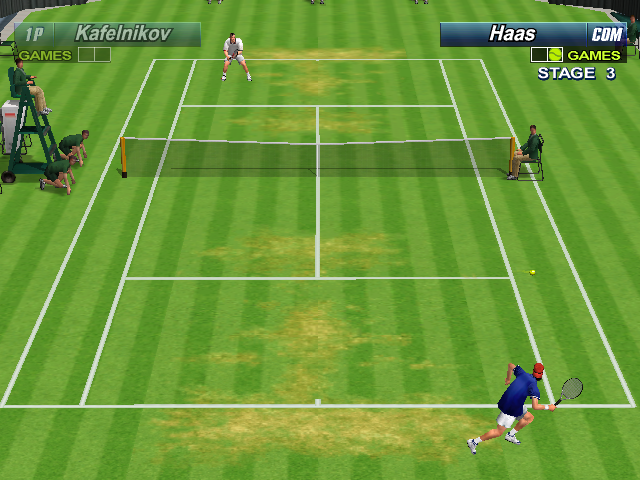 Virtua Tennis 1&2