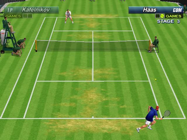 Virtua Tennis 1&2