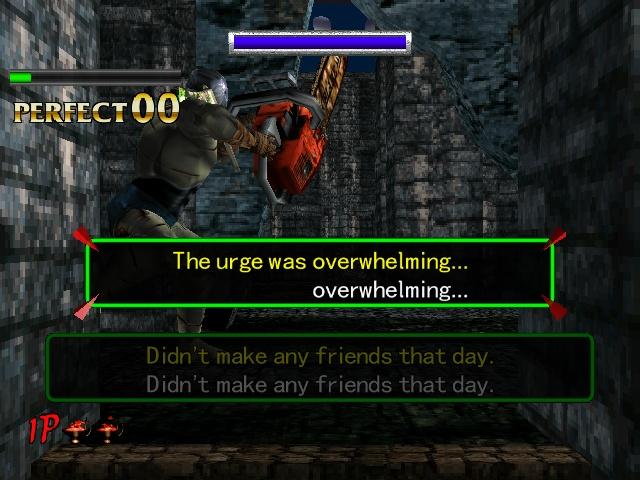 Typing of the Dead (se joue avec un clavier)