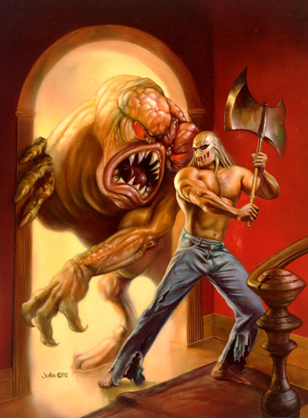 Splatterhouse 3 by Julie (MD ALL)