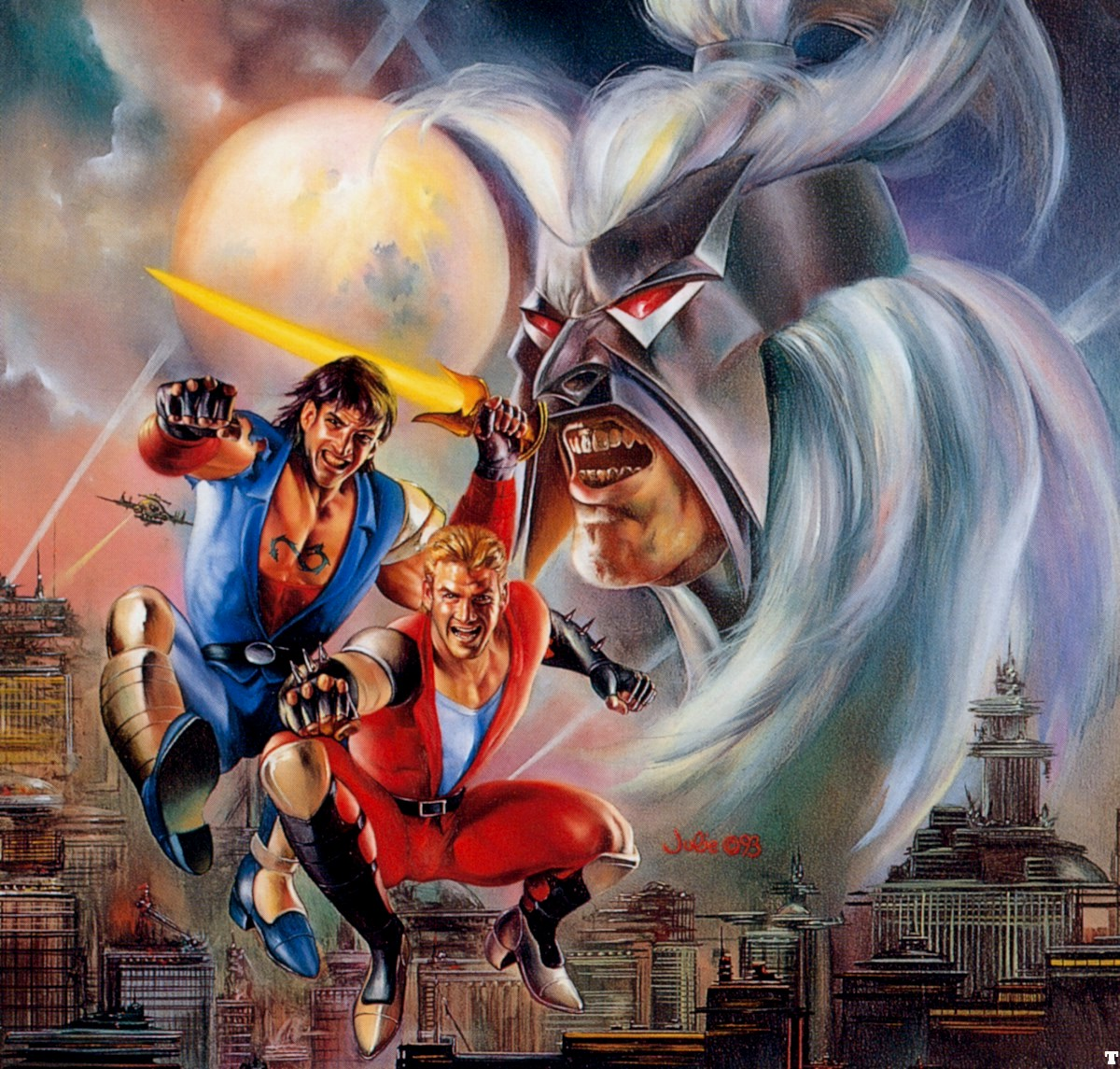 Double Dragon V by Julie (Multi US & EUR)