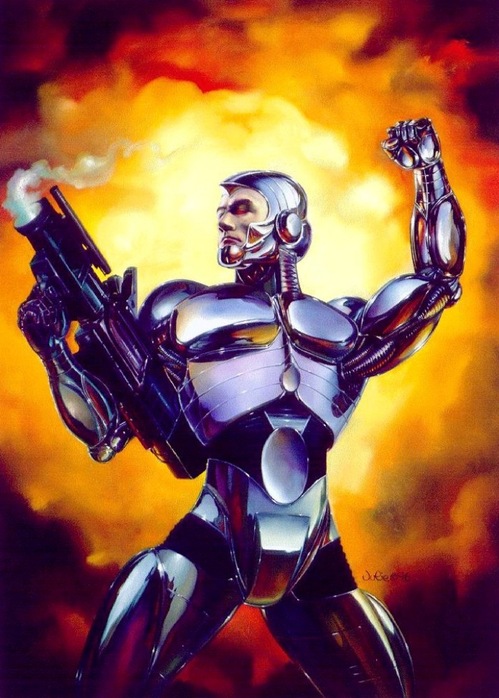 Super Turrican II by Julie