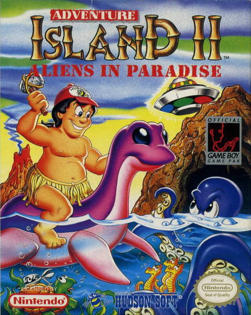Adventure Island 2 (GB US)