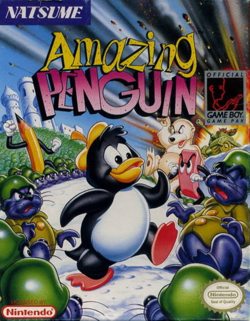 Amazing Penguin (GB US)
