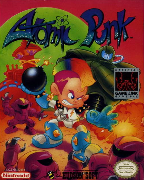 Atomic Punk (GB US)
