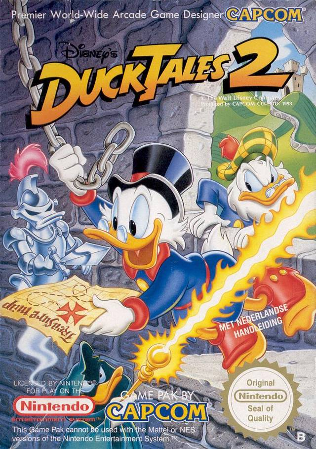 Ducktales 2 (Nes & GB MULTI)