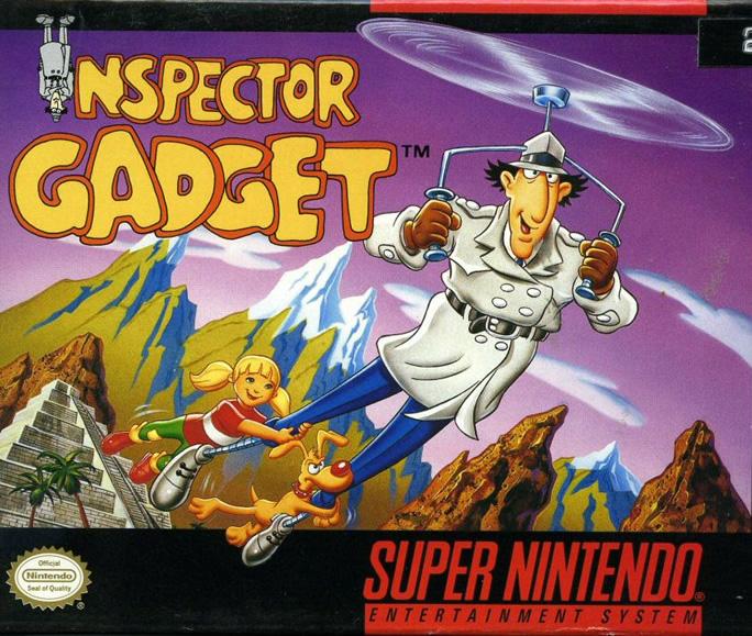 Inspector Gadget (Snes US)