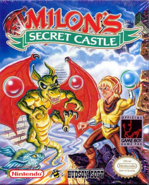Milon's Secret Castle (GB US)