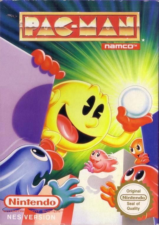 Pac-Man (Nes & GG US & EURO)