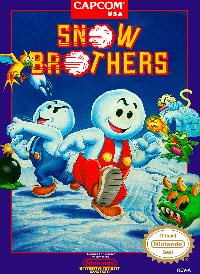 Snow Brothers (GB US)