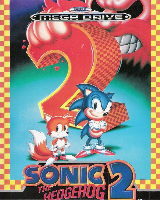 Sonic 2 (Megadrive US & EURO)