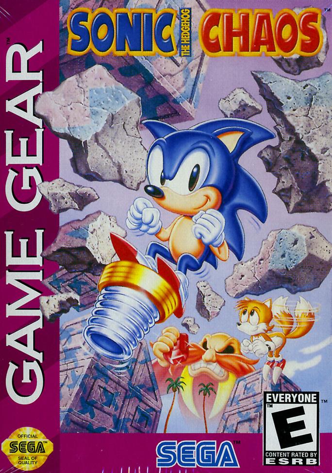 Sonic Chaos (GG US & EURO)