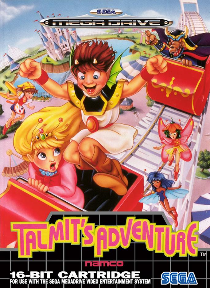 Talmit's Adventure (Megadrive US & EURO)
