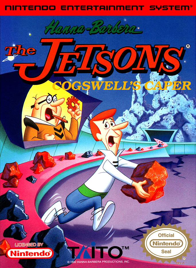 The Jetsons : Cogswell's Caper (Nes US)