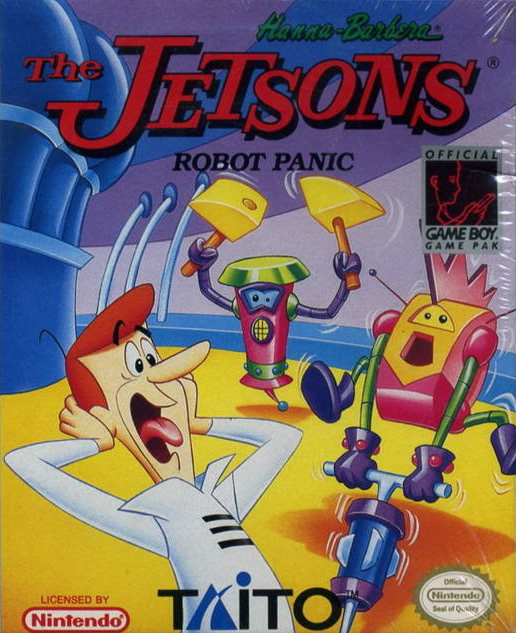 The Jetsons : Robot Panic (GB US)