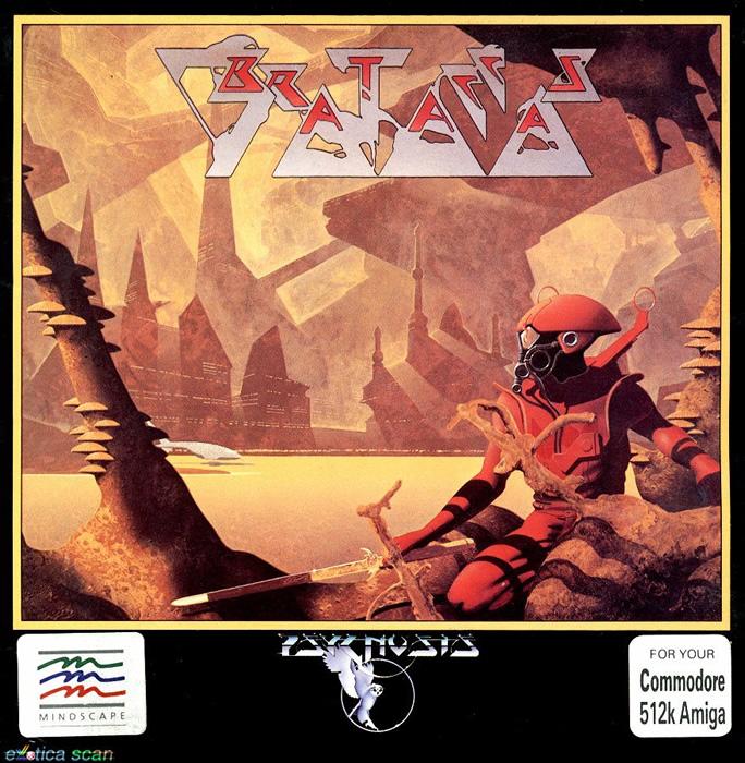 Brataccas (Amiga & Atari ST US)