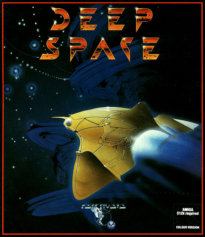Deep Space (Amiga & Atari ST US & EUR)