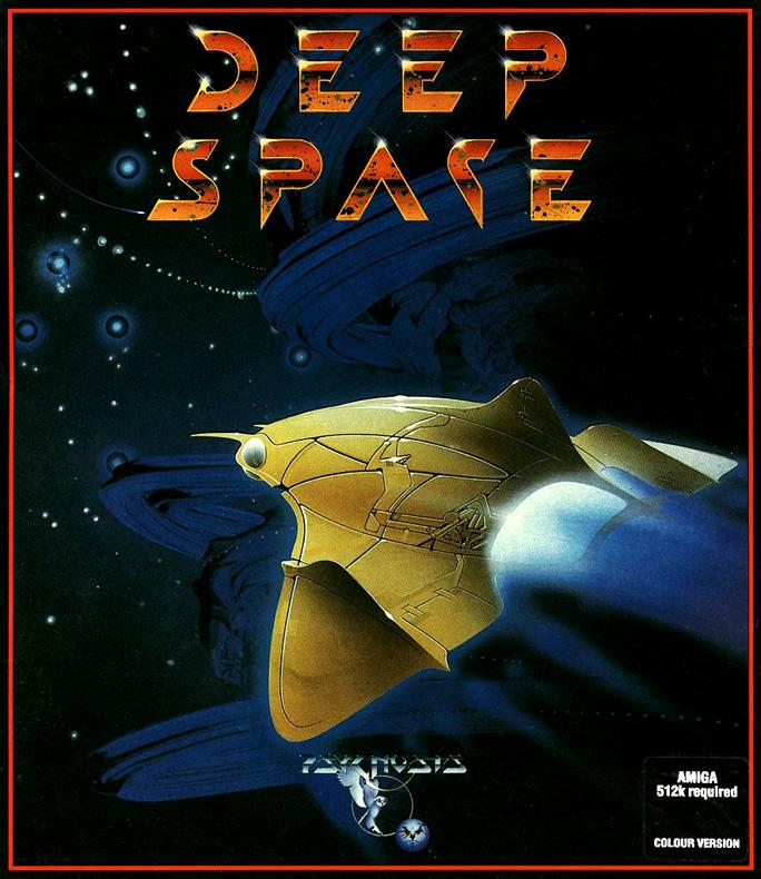 Deep Space (Amiga & Atari ST US & EUR)